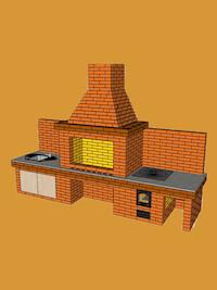 Проекты мангалов и барбекю